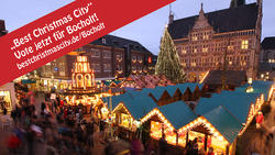 Collage zum Voting für Bocholt bei Best Christmas City - Foto: Sven Betz