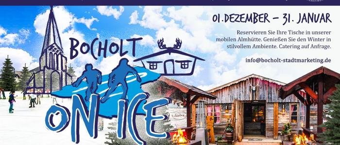 BOCHOLT ON ICE