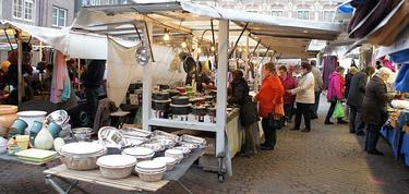 Krammarkt in der Innenstadt. Fotos: Stadtmarketing
