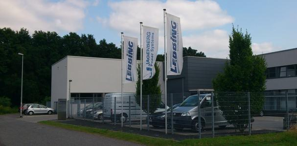Lebbing engineering & consulting im Technologiepark