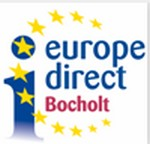 Logo des Europe Direct-Informationszentrums Bocholt